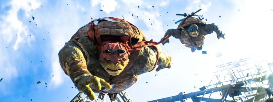 Wojownicze żółwie ninja wróciły i podbiły Amerykę