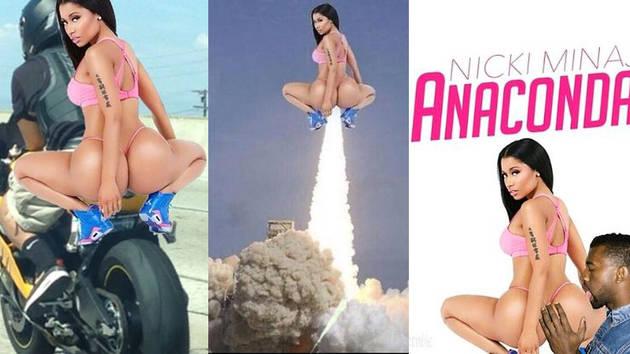 Pupa Nicki Minaj hitem internetu