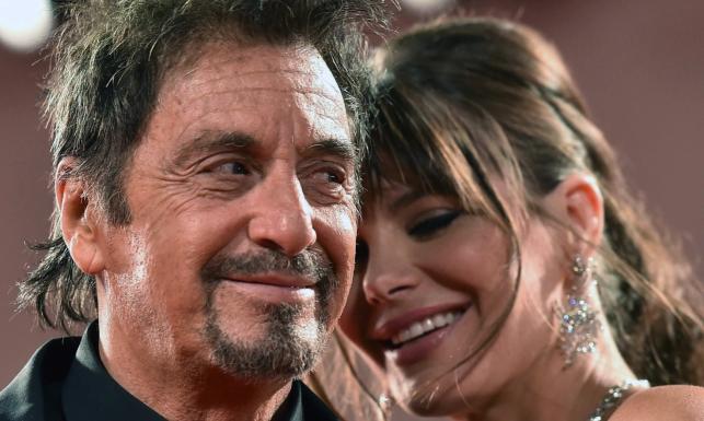 Al Pacino ma romans z dużo młodszą kobietą [ZDJĘCIA]