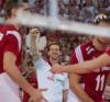 Mistrzostwa świata w siatkówce, mecz Polska - Rosja, trener Polaków Stephane Antiga