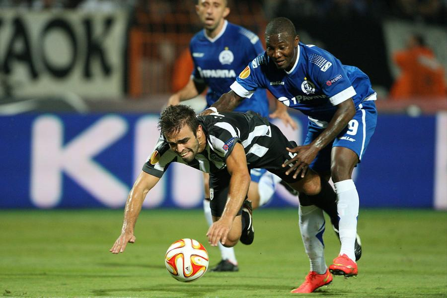 PAOK - Dinamo