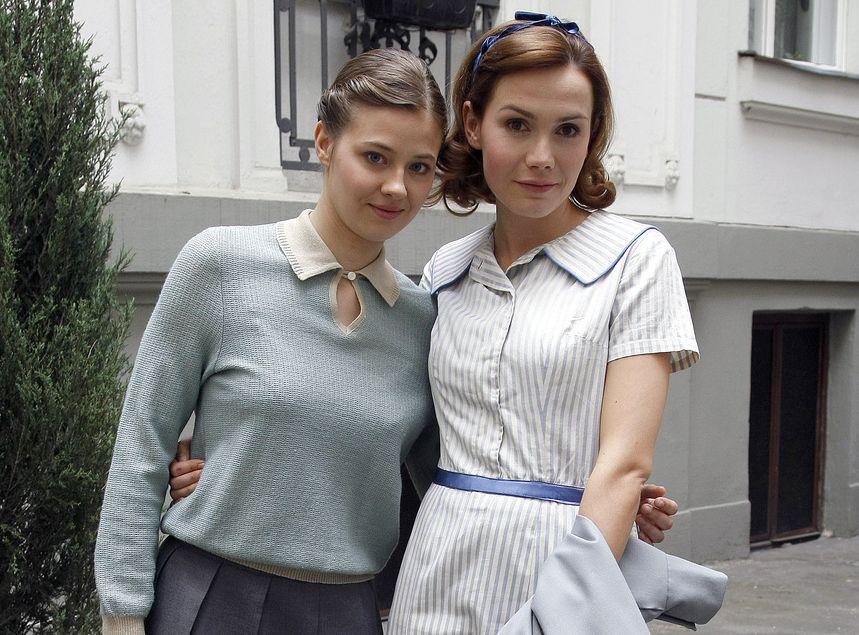 Marta Juras, Olga Bołądź