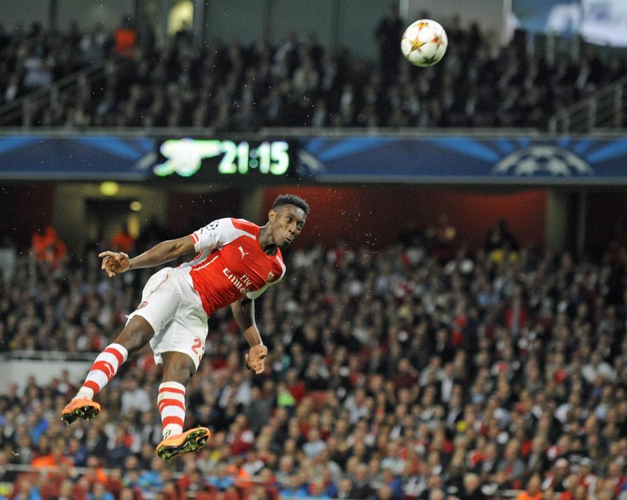 Piłkarz Arsenalu, Danny Welbeck