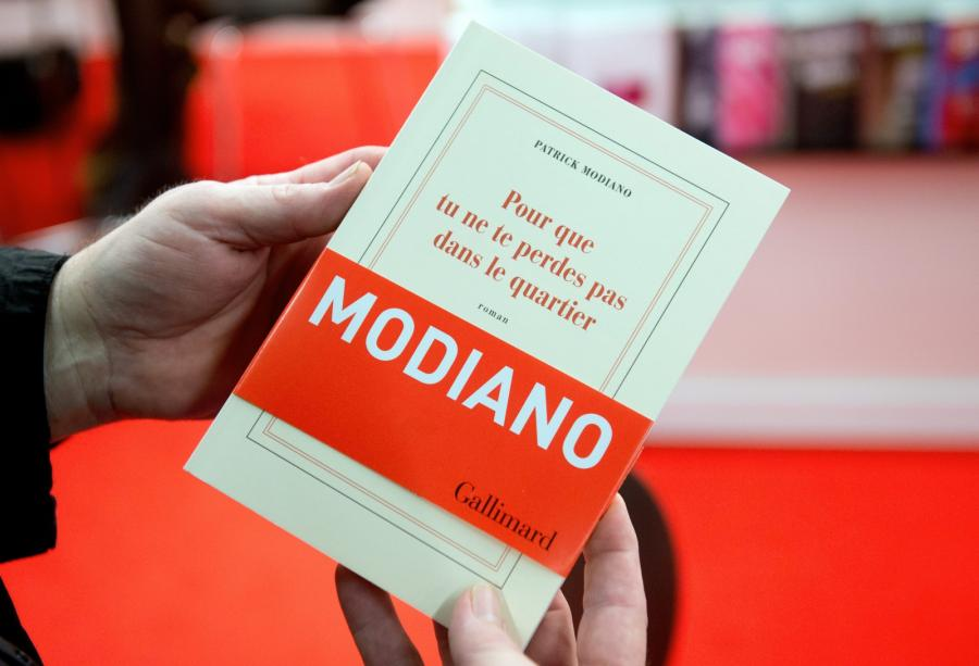 Książka Patricka Mondiano, laureata literackiej Nagrody Nobla 2014