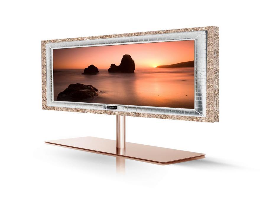 Oto najdroższy telewizor świata