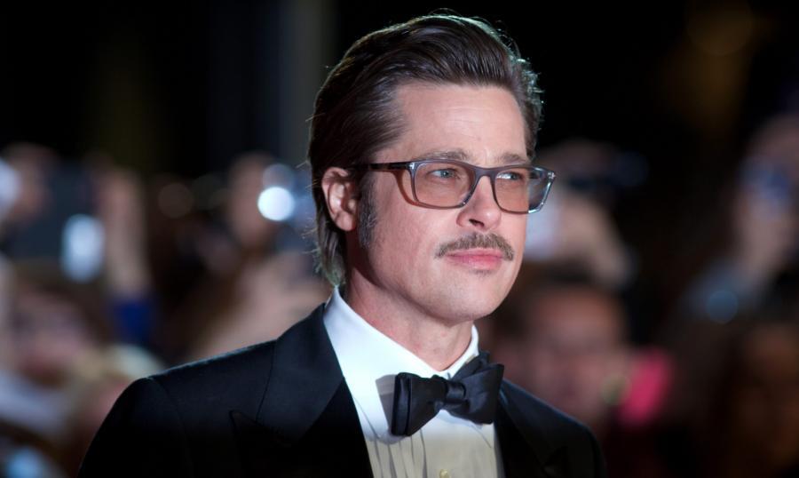 """Brad Pitt: Rola w """"Furii"""" była lekcją bycia liderem"""