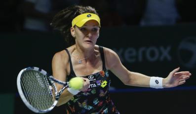 Radwańska zarobiła mniej niż rok temu. Zobacz najlepiej zarabiające tenisistki w 2014 roku