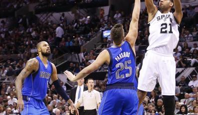Koszykarze San Antonio Spurs