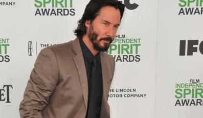 """Keanu Reeves będzie gwiazdą """"Replicas"""""""