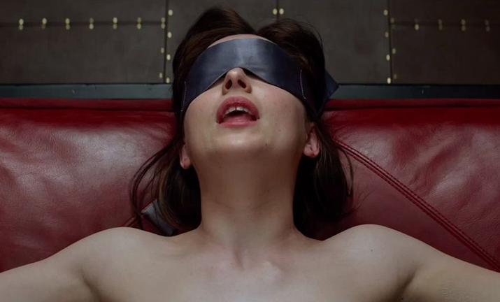 """Najgorszy film: """"Pięćdziesiąt twarzy Greya"""""""