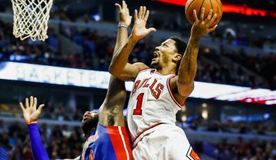Chicago Bulls - Detroit Pistons
