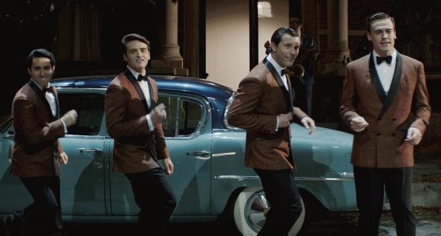 """""""Jersey Boys"""" debiutują na DVD"""