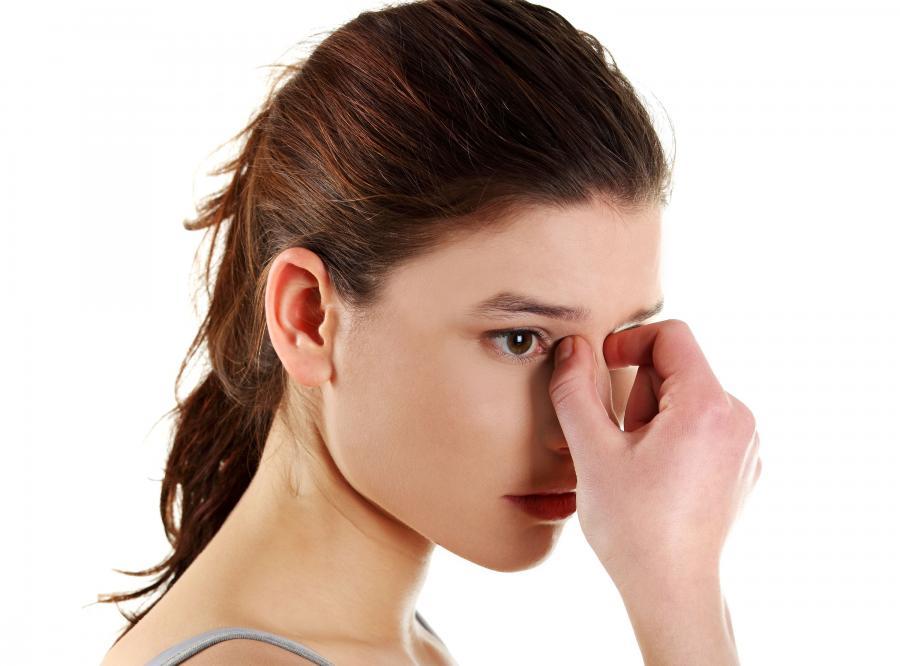1. Oczyść nos