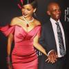 Rihanna z dziadkiem na pierwszym Diamentowym Balu