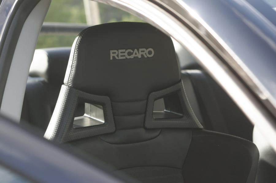 Recaro - miłośnicy ostrej jazdy wiedzą o co chodzi