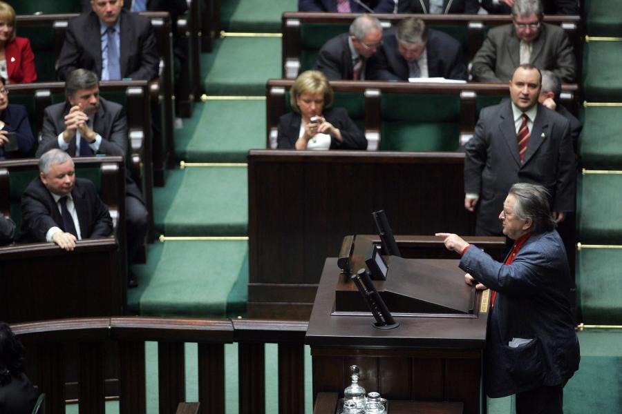 Kutz grzmi, Kaczyński szykuje ripostę