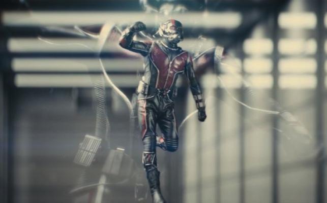 """Ant-Man"" (premiera: 17 lipca)"