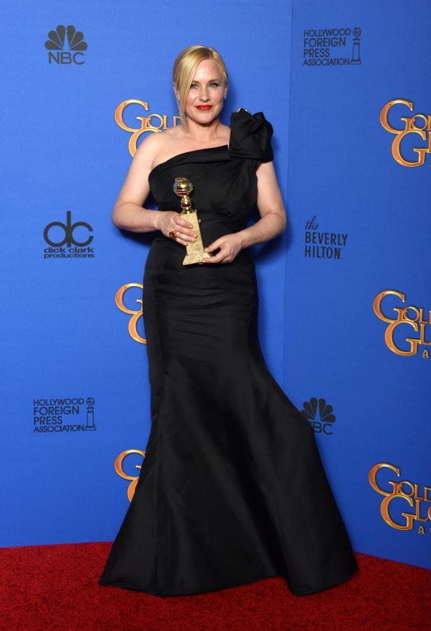 """Najlepsza aktorka drugoplanowa:<br> Patricia Arquette – """"Boyhood"""""""