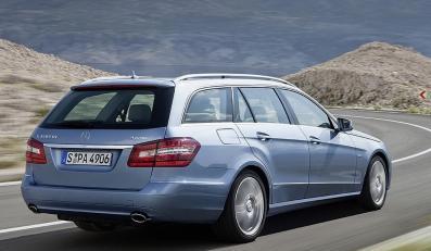 Nowe kombi Mercedesa