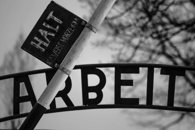 niemiecki obóz koncentracyjny KL Auschwitz Birkenau Auschwitz-Birkenau