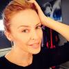 Gwiazdy bez makijażu: Kylie Minoque