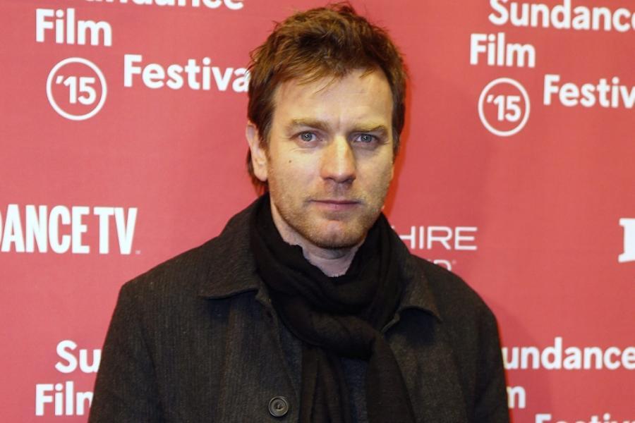 Ewan McGregor na Sundance promował \