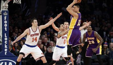 New York Knicks - Los Angeles Lakers