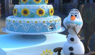 A Olaf wciąż w znakomitej formie
