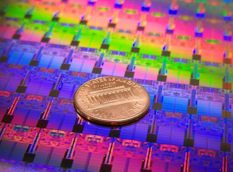 Procesor Intel 45 NM