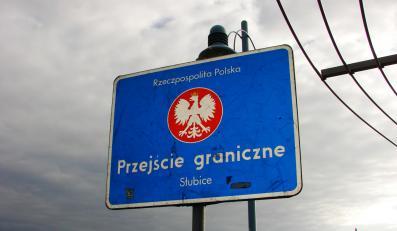 O północy granice z krajami Unii staną otworem