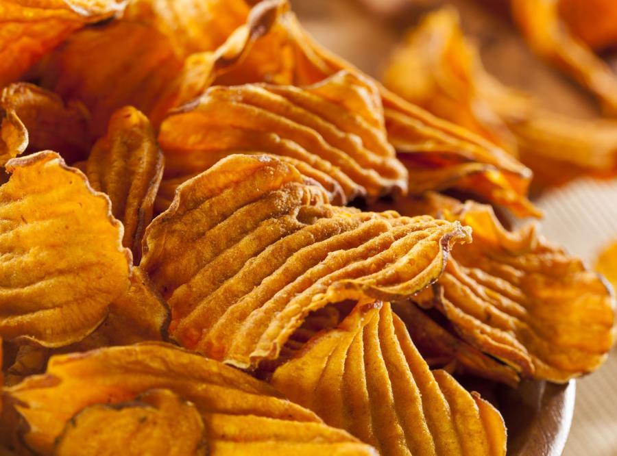 4. Słodkie ziemniaki zawierają kwercetynę