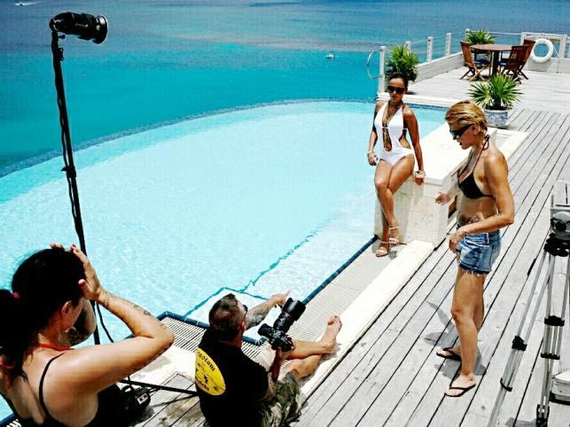 Miss tuningu na 2009 rok jest międzynarodowa modelka Martina Ivezaj