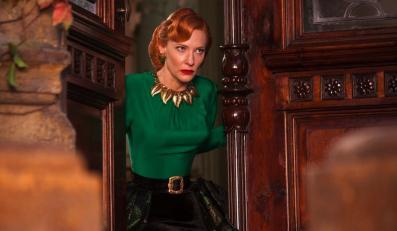 """Kopciuszek ma pomóc Cate Blanchett dostać rolę w """"Downton Abbey"""""""
