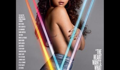 Selena Gomez półnaga na okładce