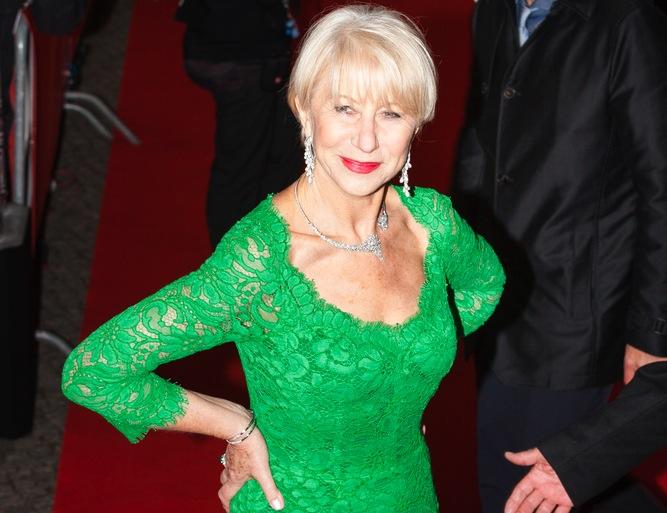 Helen Mirren chce być szybka i wściekła