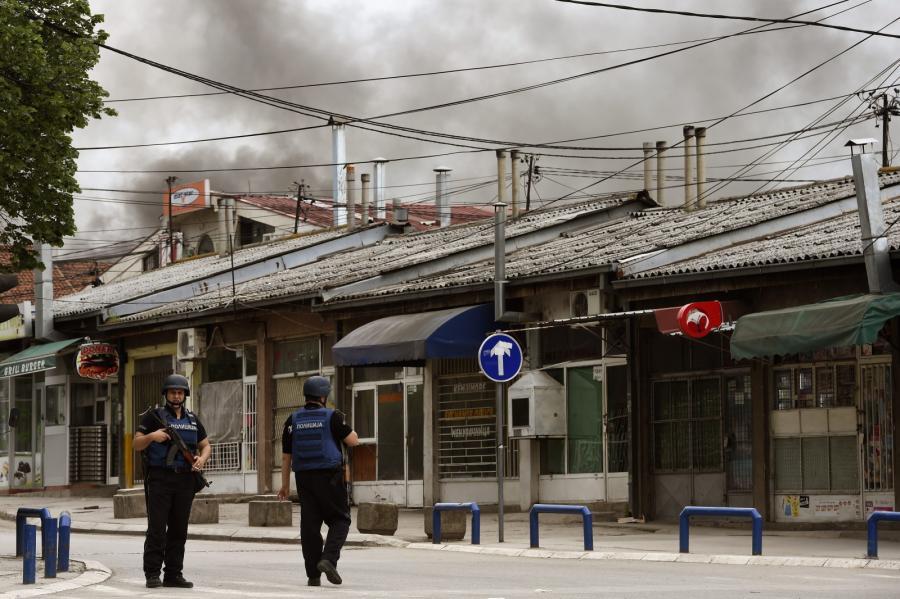 Policja w Kumanowie