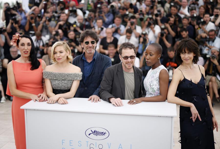 Jurorzy Cannes 2015: Rossy de Palma, Sienna Miller, Joel Coen i Ethan Coen, Rokia Traore oraz Sophie Marceau