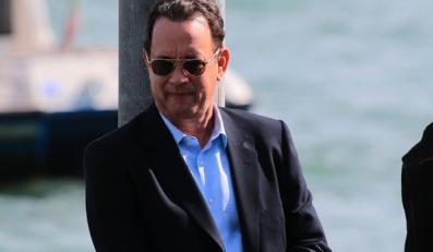"Tom Hanks na planie ""Inferno"""