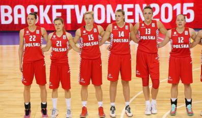 Polskie koszykarki