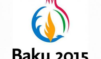 Logo Igrzysk Europejskich w Baku
