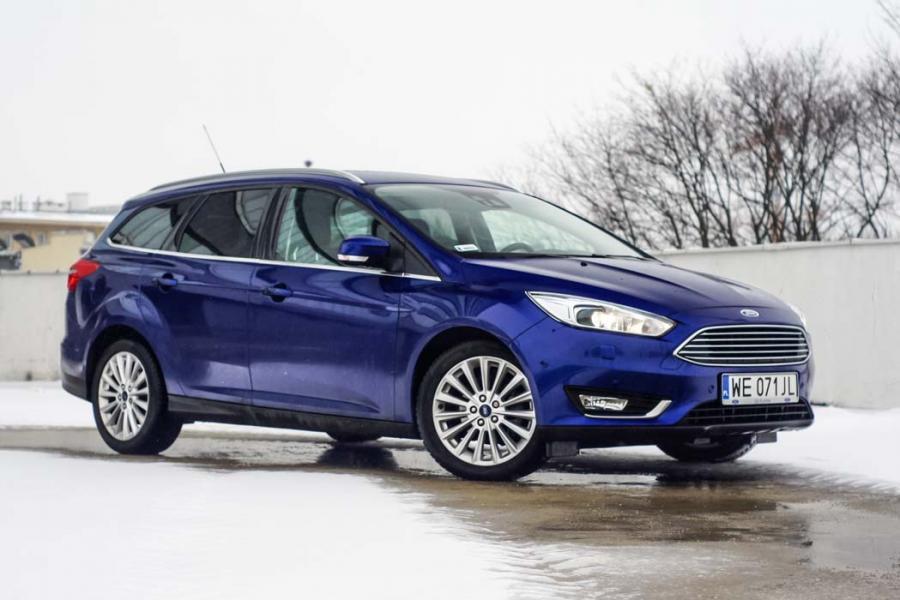 Ford focus także może być napędzany silnikiem 1.0 EcoBoost