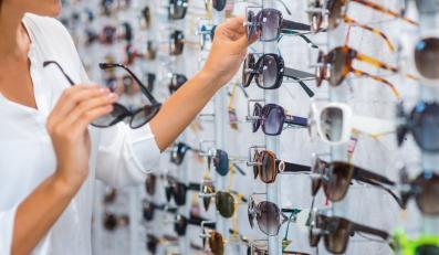 Wybór okularów przeciwsłonecznych