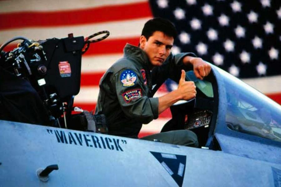 Tom Cruise znów będzie Maverickiem