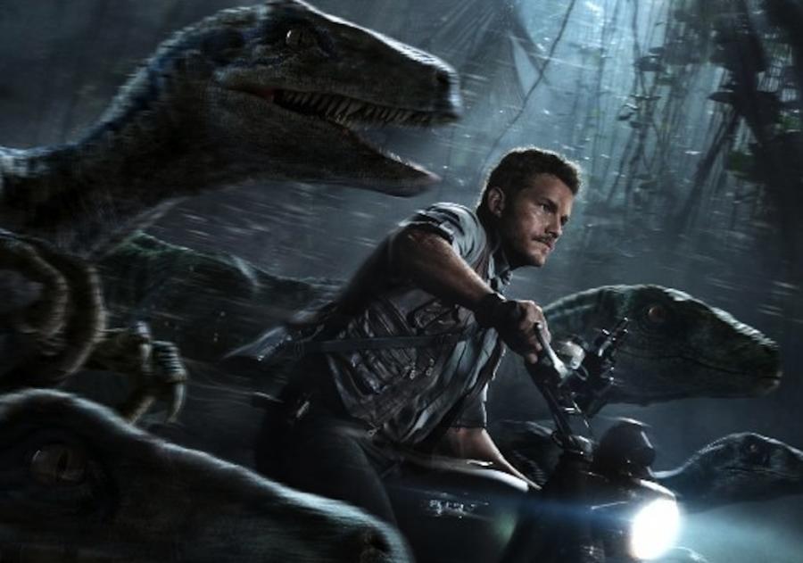 """""""Jurassic World"""" wciąż jest numerem jeden za oceanem"""