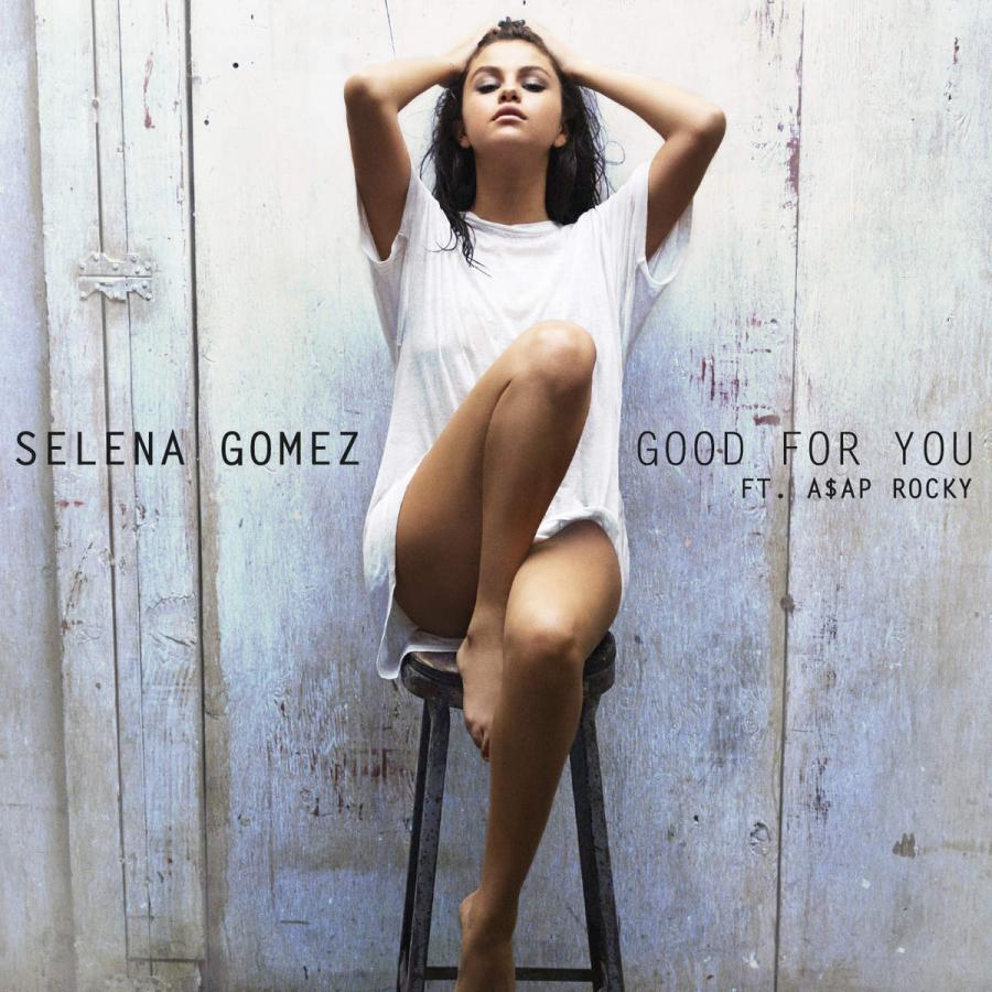 "Selena Gomez prezentuje ""Good For You"""