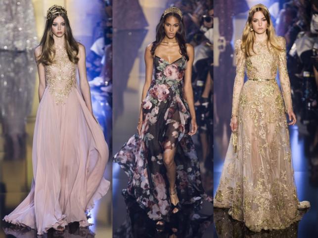 Elie Saab Haute Couture jesień/zima 2015/2016