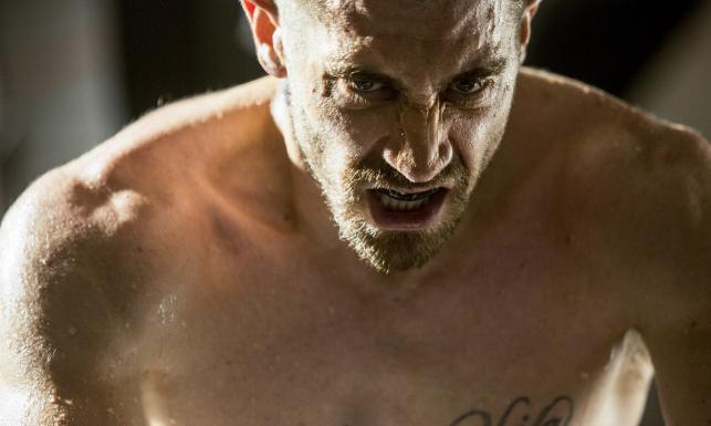 Jake Gyllenhaal boksuje \