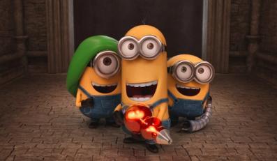 """""""Minionki"""" –złote dzieci wytwórni Universal"""