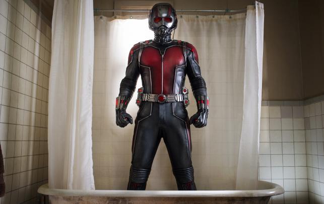 Paul Rudd jako Ant-Man