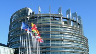 Budynek europarlamentu